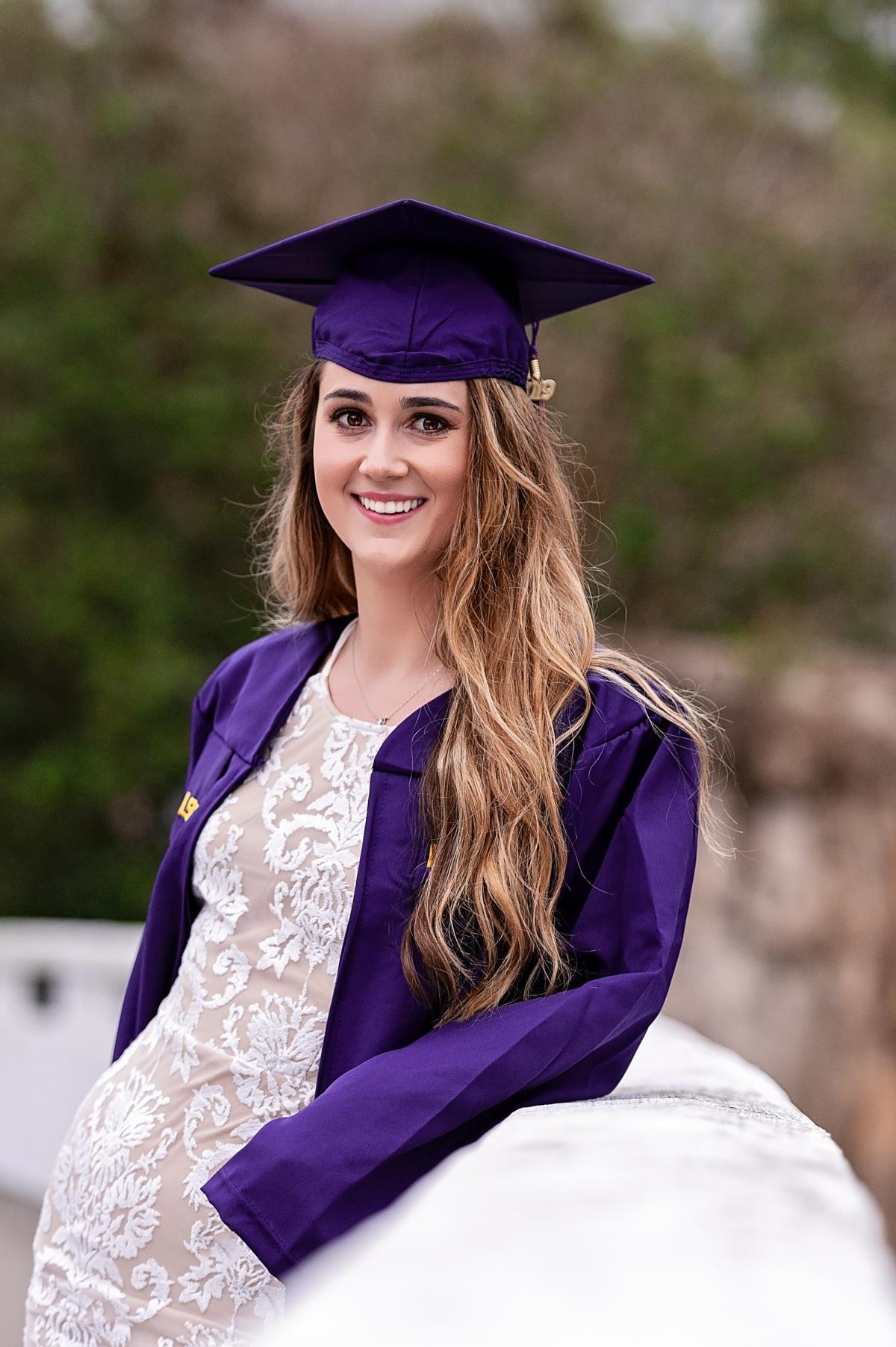 Carly – LSU Senior2019