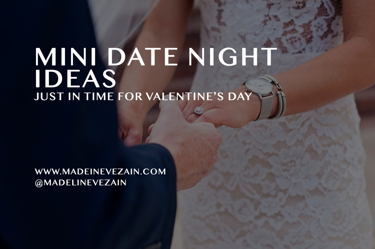 Mini Date Night Ideas