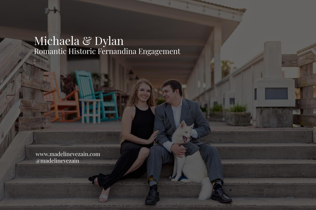 Historic Fernandina Beach Engagement | North Florida's WeddingPhotographer